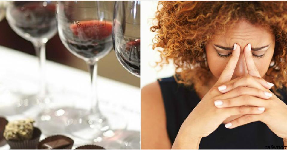 Красное вино лечит депрессию и тревогу: а значит, вреда от него меньше, чем пользы