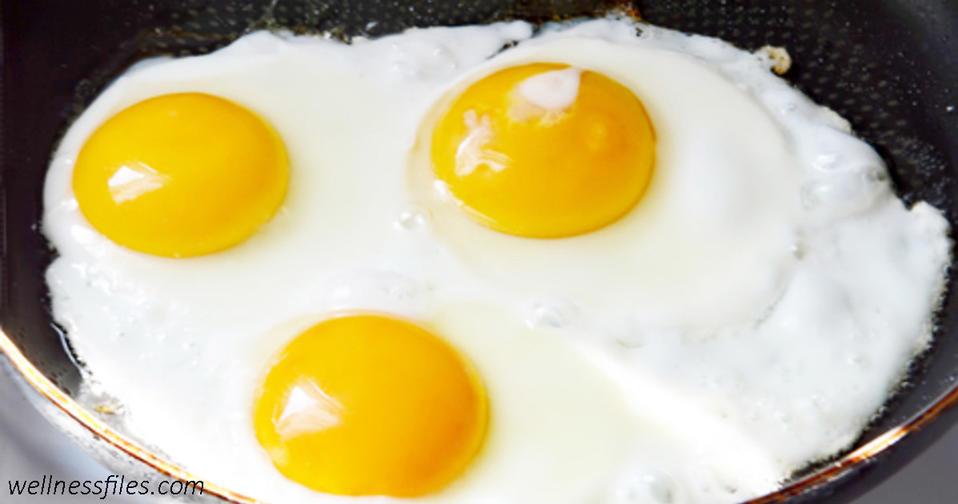 Яйца   продукт полезный, но их нельзя есть более 3 в неделю. Вот почему