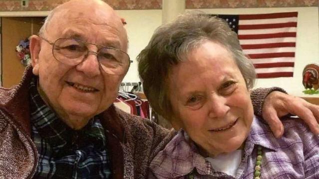 Муж и жена прожили вместе 70 лет - и скончались с разницей в один день