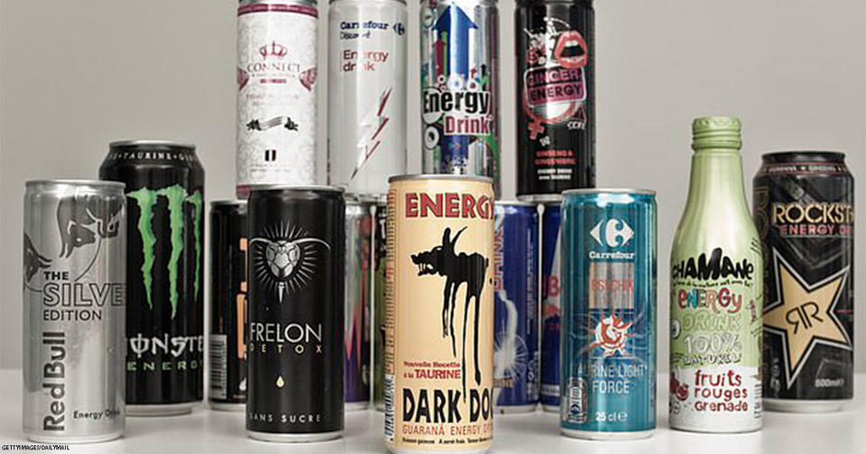 Всего 1 банка энергетика так сужает сосуды, что увеличивает риск инфаркта