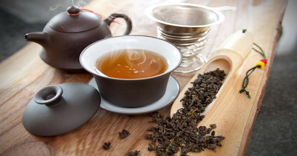 Любители чая стареют медленнее, чем те, кто его не пьет. И есть еще кое что