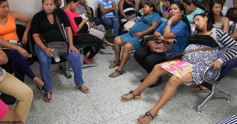 В Венесуэле презервативы стоят 9. Вот почему
