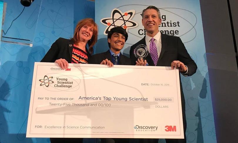 13-летний мальчик изобрел безопасный способ лечения рака поджелудочной железы