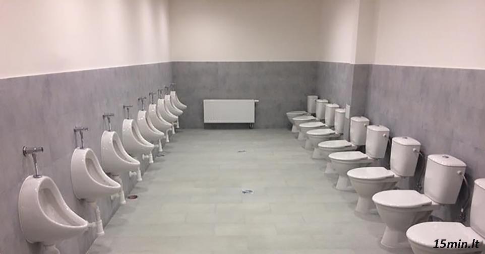 29 раз, когда кто то делал ремонт в школе   и переборщил с дизайном