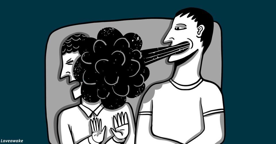 9 вещей, которые всегда делают ядовитые люди