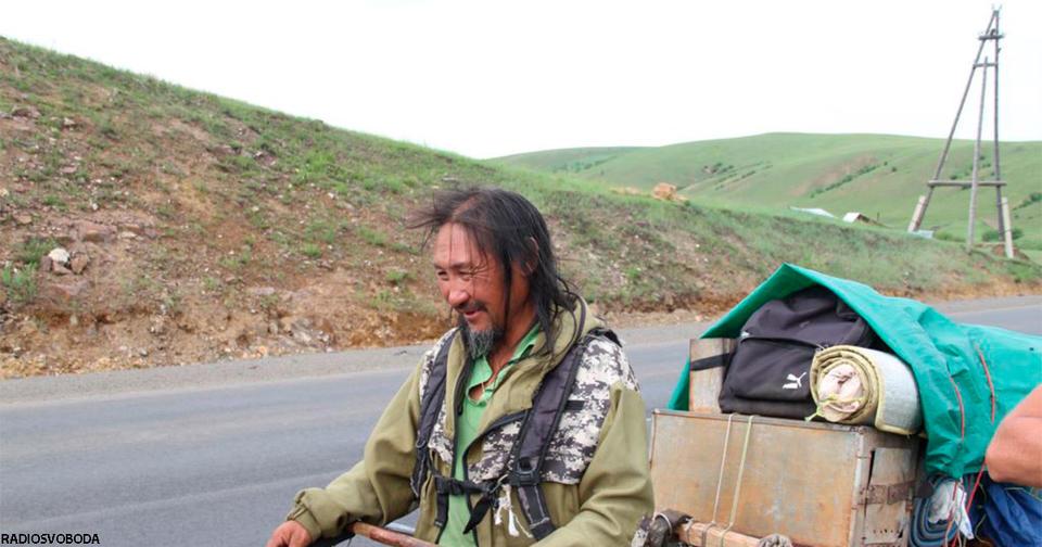 В Бурятии похитили шамана, который шел в Москву ″изгонять Путина″