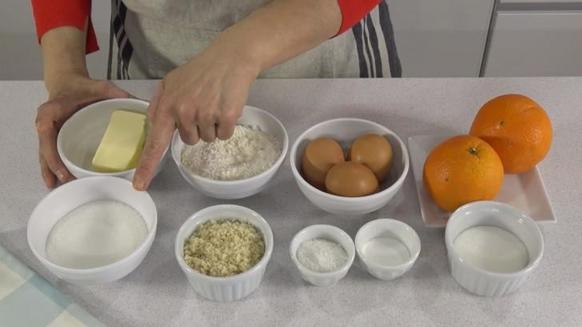 Вкусный апельсиновый торт, который можно приготовить в микроволновке за 5 минут