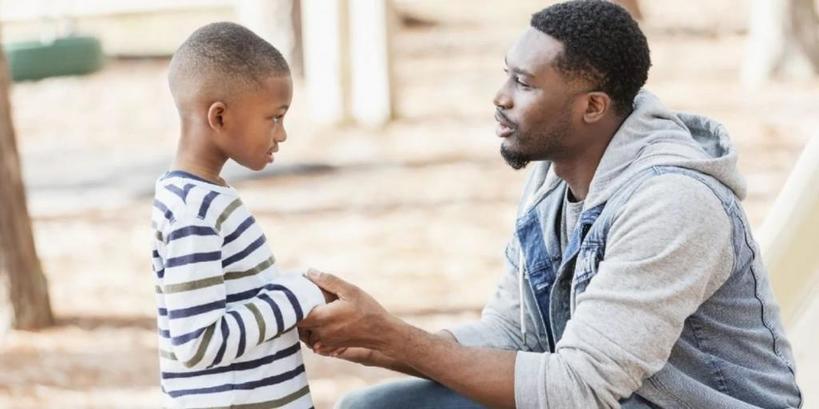 Предупредить ребенка, что вы вот вот сорветесь: как перестать кричать на ребенка