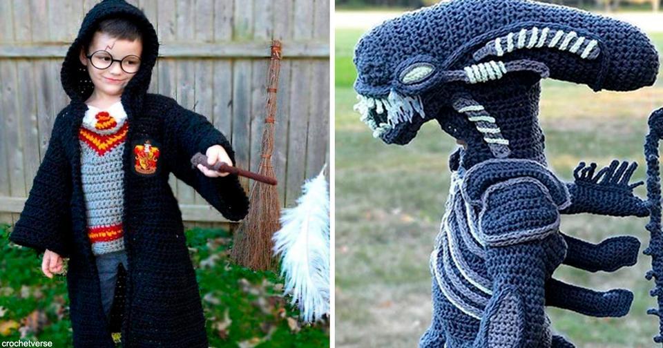 11 раз, когда мама сделала действительно потрясающий костюм на Хэллоуин