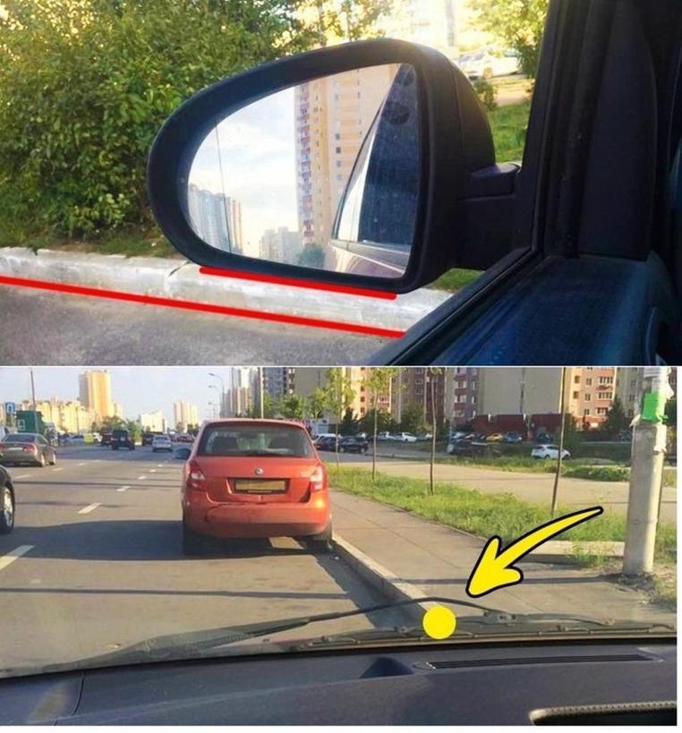 Проверить, как отрегулированы все зеркала, следить за большими машинами перед вами и еще 10 лайфхаков, которые очень помогут начинающим водителям