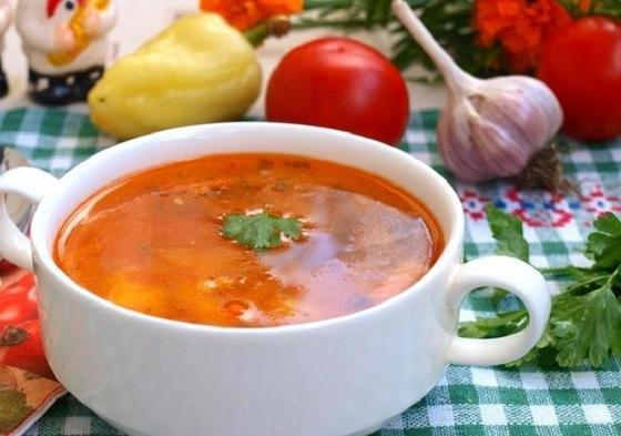 Самый вкусный рыбный суп, который я когда либо пробовала (рецепт дала тетя из Молдавии)