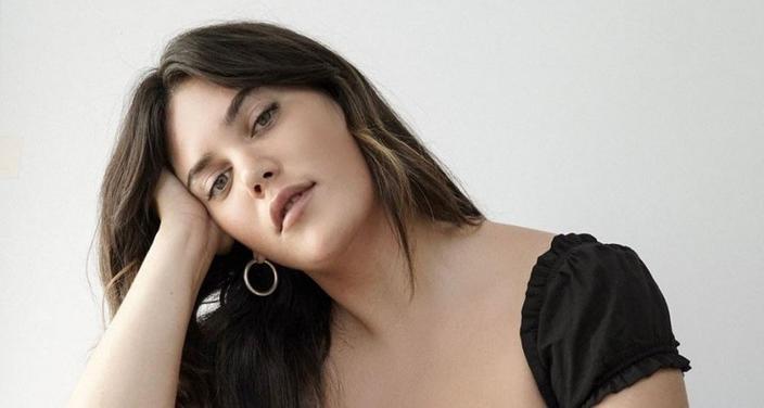 Разрыв шаблонов: моделью популярного бельевого бренда впервые стала девушка  плюс сайз