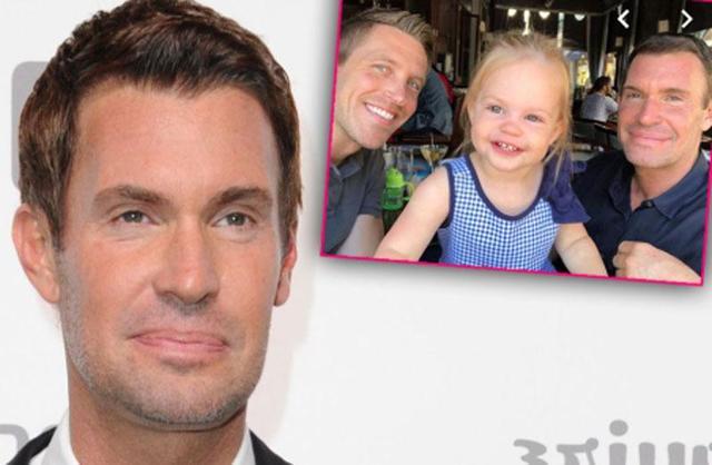 Джефф Льюис признается, что испытывает чувство паники, когда его 3 летняя дочь называет свою няню мамой