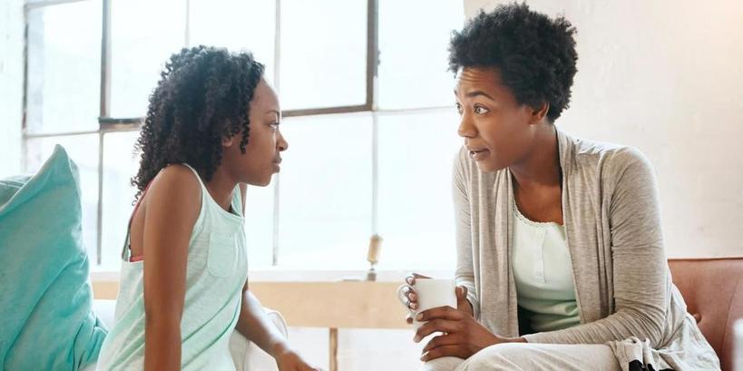 Предупредить ребенка, что вы вот-вот сорветесь: как перестать кричать на ребенка