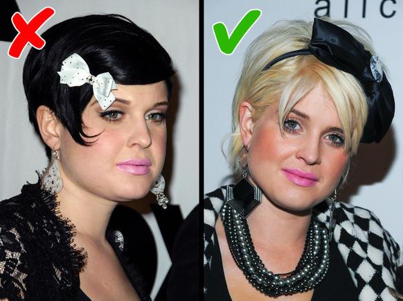 Для женщин с круглым лицом не подходят серьги в форме колец. Как правильно выбрать аксессуары для вашего типа лица