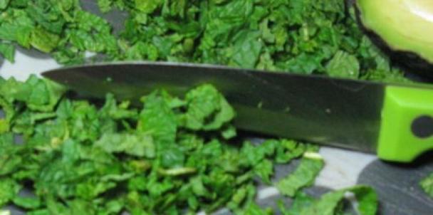 Мятное гуакамоле для лица: рецепт домашней питательной маски, которую хочется съесть