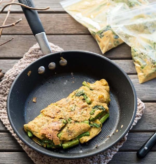 Шпинат, спаржа и сыр. 9 вкусных вегетарианских блюд, которые обязательно придутся по вкусу