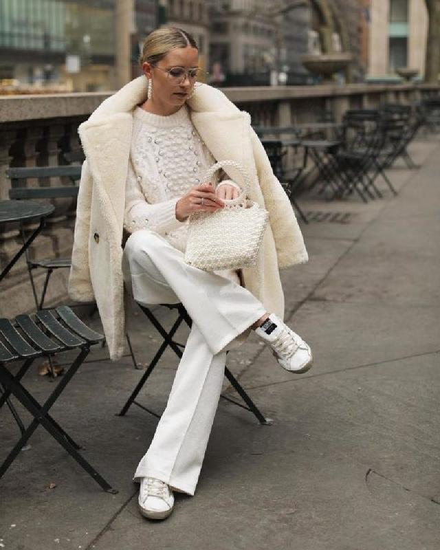 Платье свитер, дубленка в стиле авиатор: тренды этой зимы, которые должны быть у каждой модницы