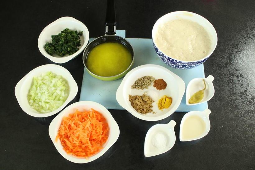 Вкусный и сытный вариант для перекуса: рецепт пикантных гималайских пряников