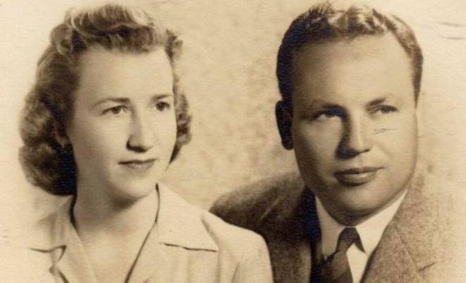 Пара, поженившаяся в 1939 году, признана старейшей в мире. Как супруги выглядели в молодости (фото)
