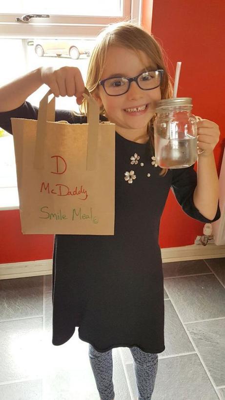 «МакПапа и компания»: находчивый отец придумал альтернативу McDonald's, более дешевую и здоровую