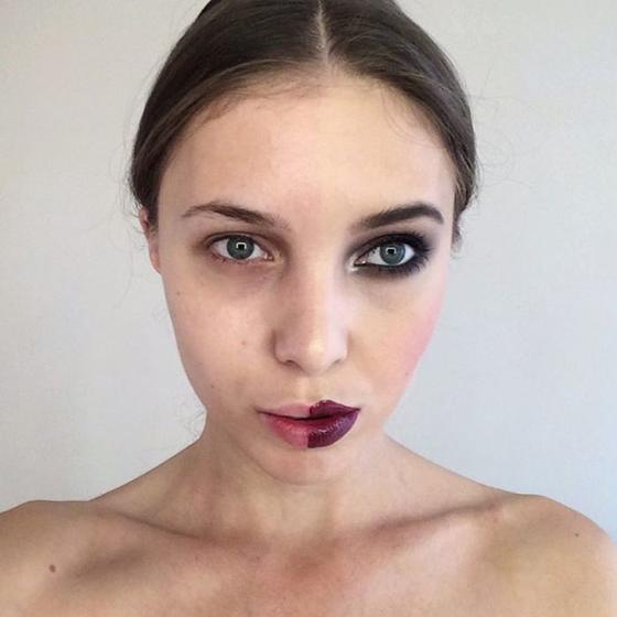 Макияж - великая сила: фото женщин, которые показывают, насколько макияж способен изменить наше лицо