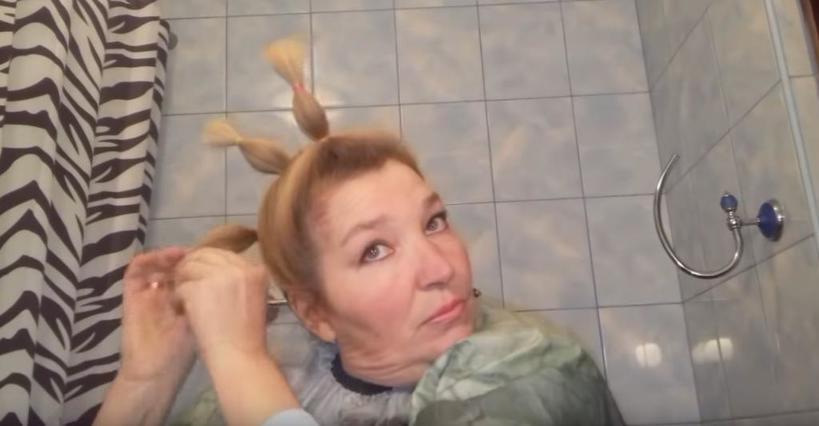 Зачем идти к парикмахеру, если можно сделать стрижку самой? Простой лайфхак