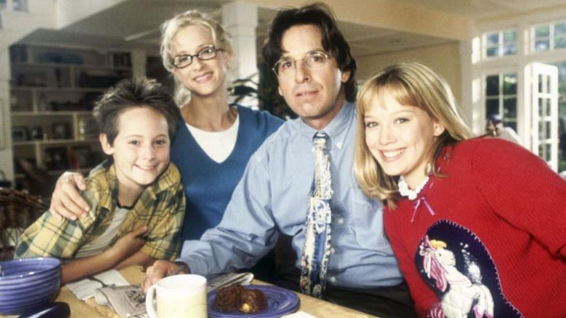 """Хилари Дафф рассказала, что, став мамой, она по достоинству оценила отношения матери и дочери, которые были в ее сериале """"Лиззи Магуайр"""""""