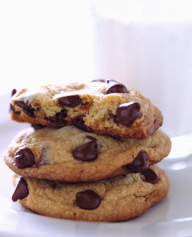 Секреты идеального шоколадного печенья