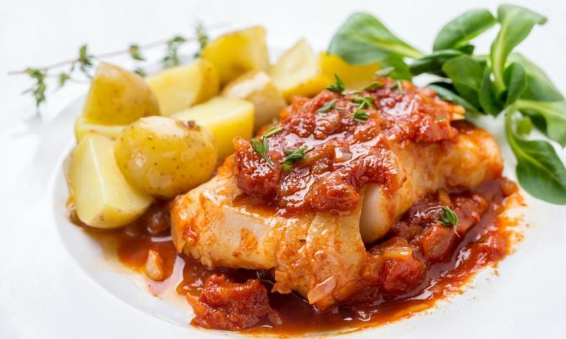 Подруга привезла из Италии рецепт вкусной и полезной рыбы. Теперь это одно из любимых блюд моей семьи