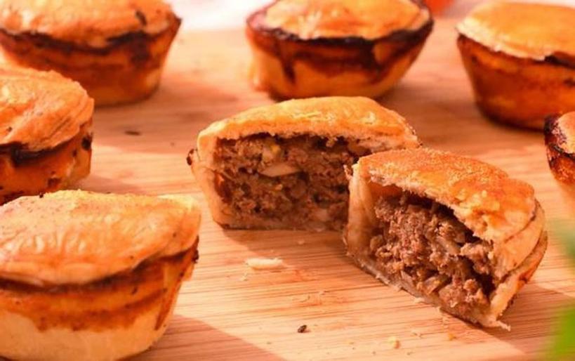 Привезла рецепт из путешествия, и он стал любимым: и в праздники, и в будни готовлю крохотные английские пироги