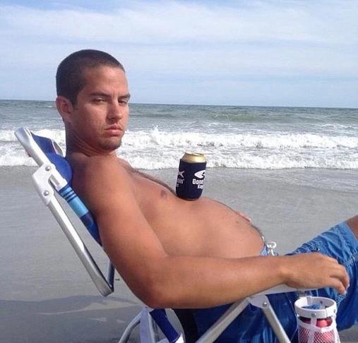 Мужчины толстеют, когда впервые становятся родителями — исследование
