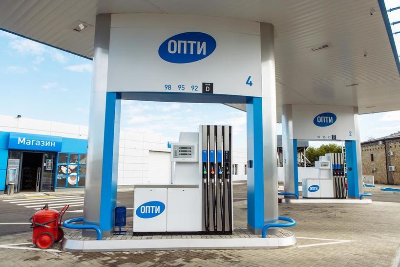 Новый игрок на российском топливном рынке – отзывы автовладельцев об АЗС ОПТИ