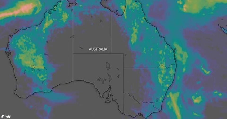Новая катастрофа в Австралии: вслед за пожарами придут ливни и оползни