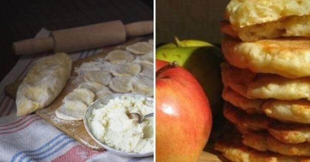 Невероятно вкусные блины по фински. Готовлю их в духовке с творогом и яблоком