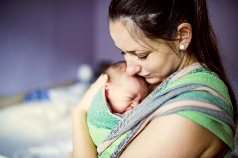 Молодая мама сильно переживала и чувствовала себя несчастной. Слова мужа полностью изменили ее жизнь