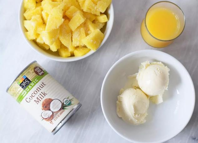 В Диснейленде попробовали популярное ананасовое мороженое. Когда приготовила дома, дети прыгали от радости