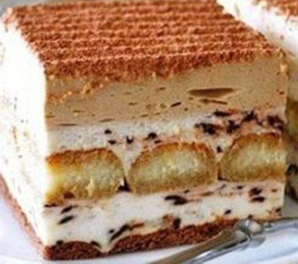 Пенка капучино . Фантастический торт без выпечки