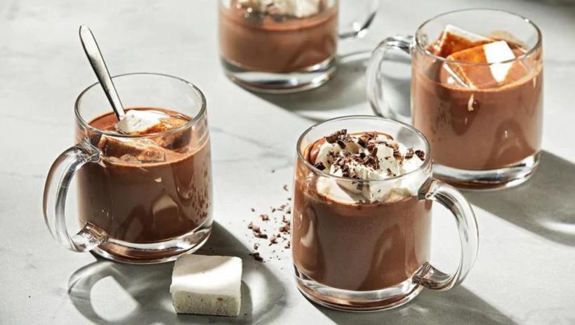 Пять вариаций горячего шоколада, чтобы растопить холодное сердце