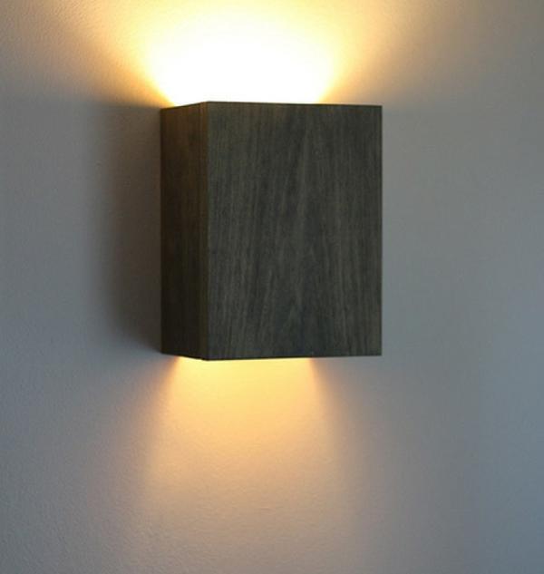 Стильно, компактно и минималистично: делаем красивое бра из натурального дерева