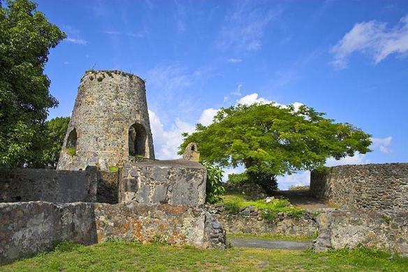 Американские Виргинские острова на фотографиях: красивые места для удачных кадров