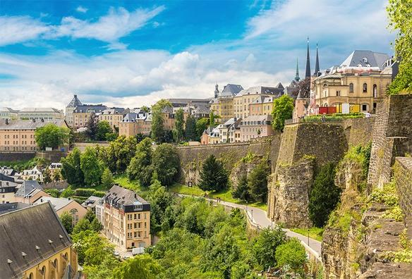 Люксембург на фотографиях: лучшие места, где можно сделать впечатляющие кадры