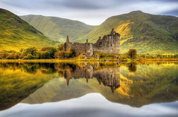 Шотландия на фотографиях: сказочные места, которые с каждым годом приманивают к себе все больше фотографов