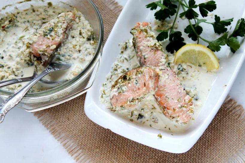 Кушать подано! Рецепты на скорую руку из мяса, рыбы и других полезных продуктов