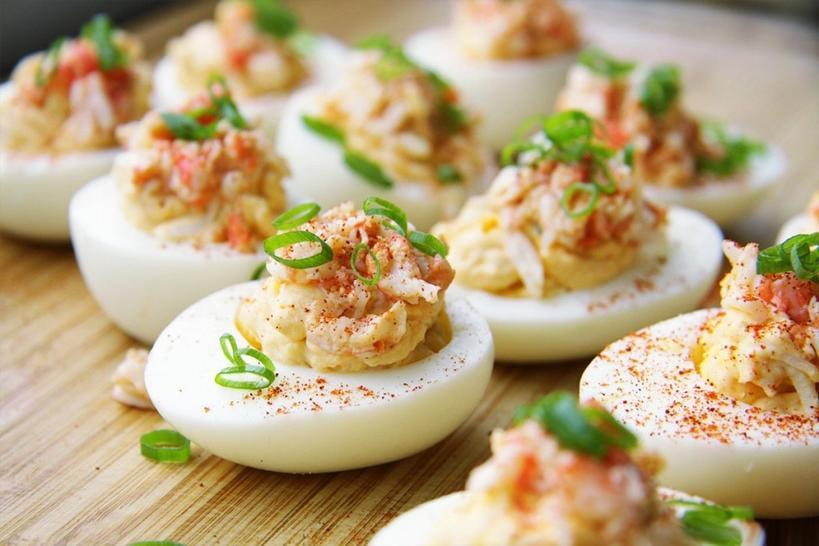 Переваривать или недоваривать: какие ошибки следует избегать при приготовлении фаршированных яиц