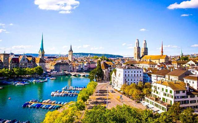 Где остановиться в Цюрихе: лучшие бюджетные и роскошные варианты для размещения