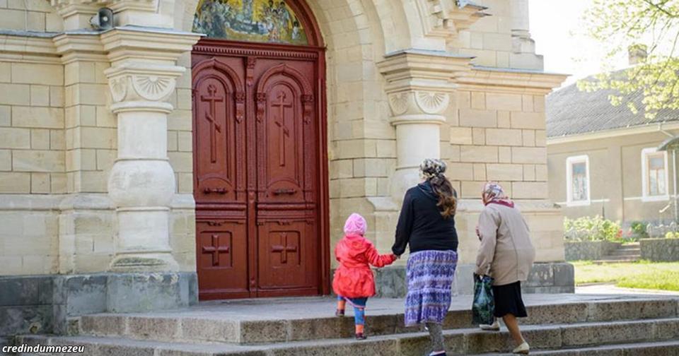 Хождение в церковь продлевает жизнь и укрепляет психическое здоровье