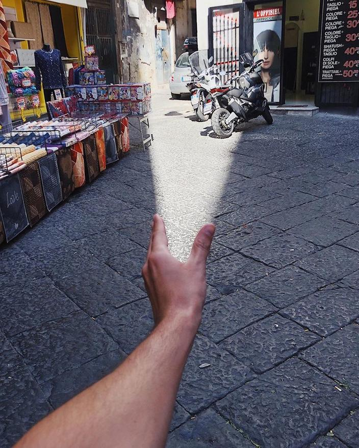 30 оптических иллюзий, в которых нет ни грамма Фотошопа