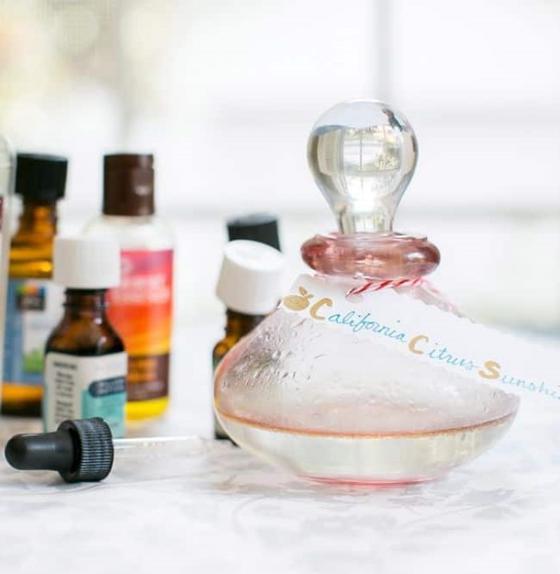 Освежающий аромат: готовим свой собственный цитрусовый парфюм
