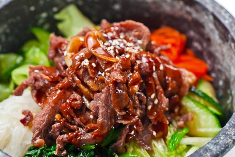 Тетя научила готовить томленую говядину по корейскому рецепту (главное   сделать хороший соус к ней)